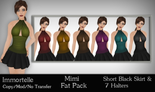 Mimi - Fat Pack